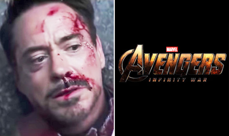 Avengers Infinity War SHOCK Does THIS Mean Iron Man Will