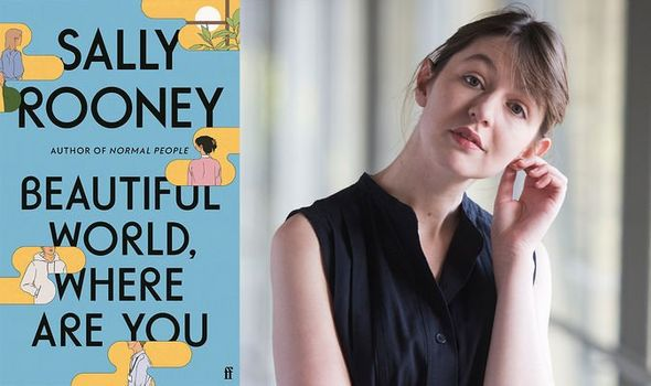 Sally Rooney's return... This time, dreaming of a better world | Books |  Entertainment | Express.co.uk