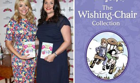 Holly Willoughby The Childrens Books That Shaped My Life Books Entertainment