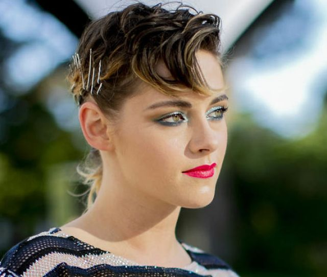 Kirsten Stewart Announced On Us Tv That She Was Like So Gay Dude Image Getty