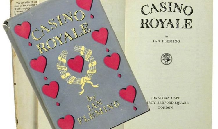 Ian Fleming's Casino Royale 'only to be read and burnt' on sale for £95k