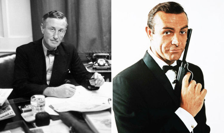 Ian Fleming was a THIEF' James Bond idea stolen from Phyllis Bottome |  Books | Entertainment | Express.co.uk