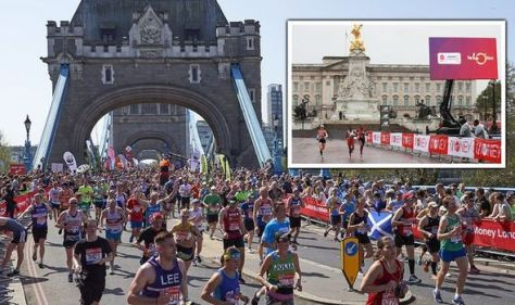 London Marathon 2021 LIVE: Latest pictures and race results