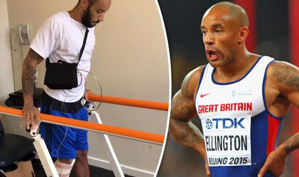 James Ellington injuries