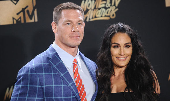 John Cena and Nikki Bela have broken up