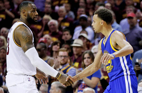 The Cavaliers-Warriors is rivalry is just what the NBA needs right now