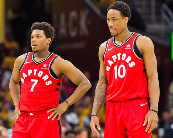 The Toronto Raptors could beat their Eastern Conference rivals to trading for Kawhi Leonard