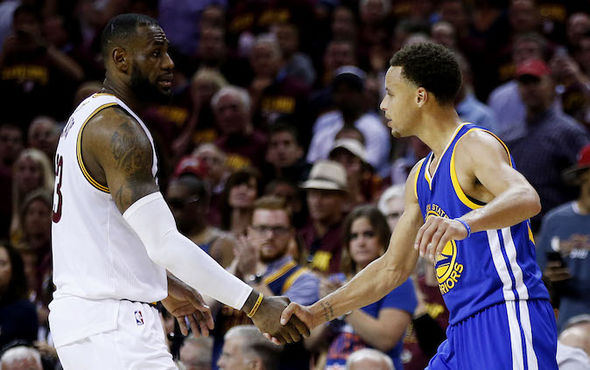 This will be the third straight Finals between Cleveland and Golden State
