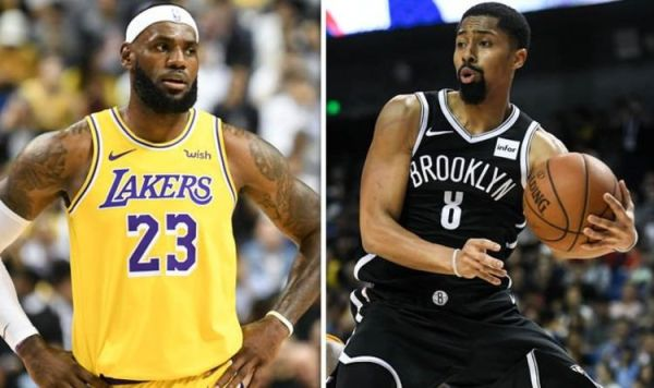 Lakers vs Nets LIVE stream: How to watch LeBron James in NBA China game