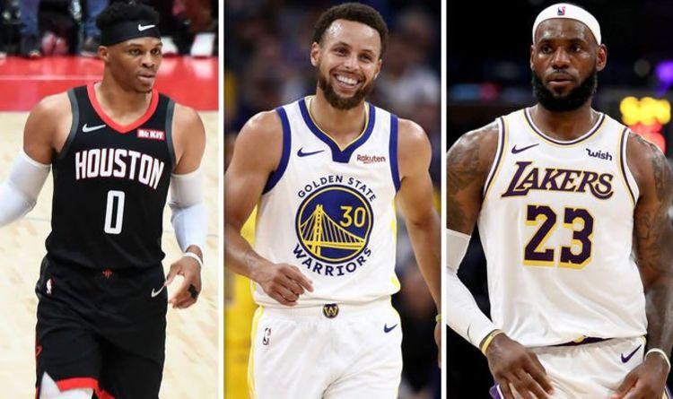 NBA salaries: LeBron James just sixth-highest earner with new season set to get underway