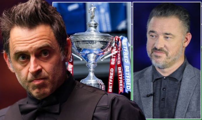Ronnie O'Sullivan sets Stephen Hendry World Championship target - 'Another five years'