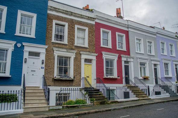 houses in UK