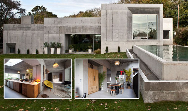 Grand Designs 2018 Kevin McCloud Brands Concrete House In