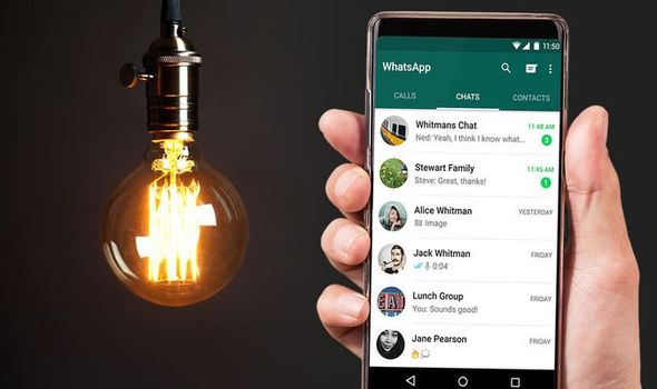 WhatsApp darkish mode arrives early because of a intelligent new workaround 1215900 1
