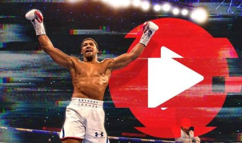 Anthony Joshua vs Usyk free live stream warning: Why YOU could risk fines and much worse