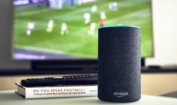 Amazon Echo update World Cup