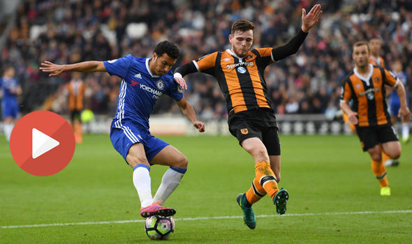 Chelsea vs Hull: How to watch online