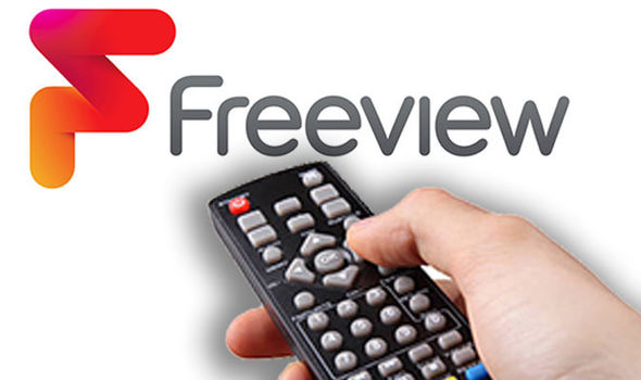 Freeview down not working