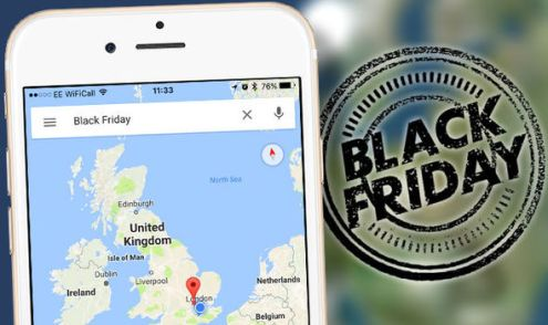 Google Maps has a trick make your Black Friday 2016 shopping easier     Google now shows users how busy stores are in real time