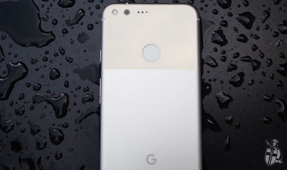 Google Pixel is the first smartphone designed and made by Google