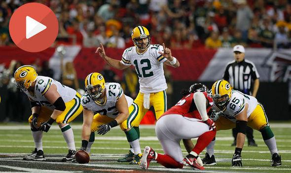 Green Bay Packers vs Atlanta Falcons Live Stream