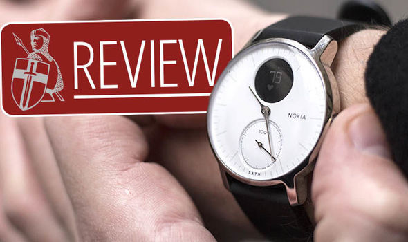 Nokia Steel Hr Review A Smartwatch For People Who Don T Like Them Express Co Uk