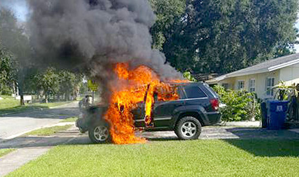 Image result for samsung galaxy note 7 exploding