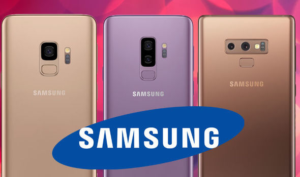 Samsung Galaxy S9 vs Note 9