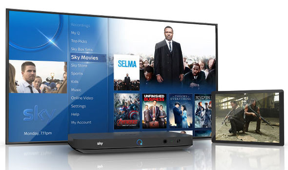 Sky isn't launching any dedicated UHD channels, but there is a swathe of 4k content coming