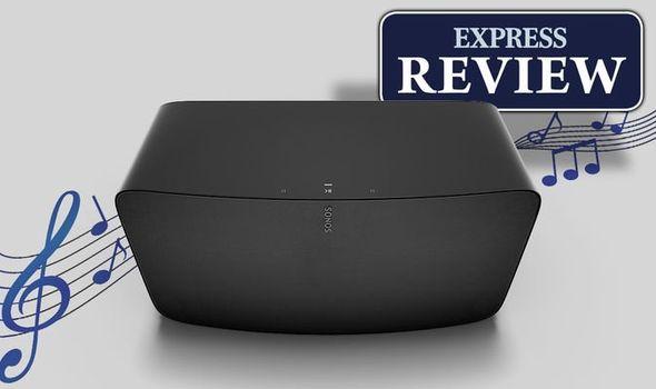Sonos Five Speaker Update Price UK Review