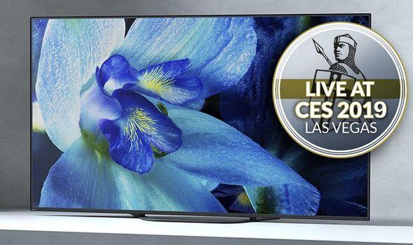 Sony CES 2019 4K TV update