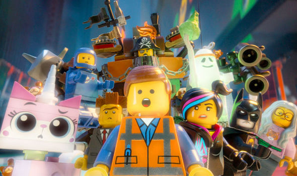 Lego Movie inspired Chrome extension makes sure everything is     The Chrome Extension is inspired by The Lego Movie  which was nominated for  an Academy