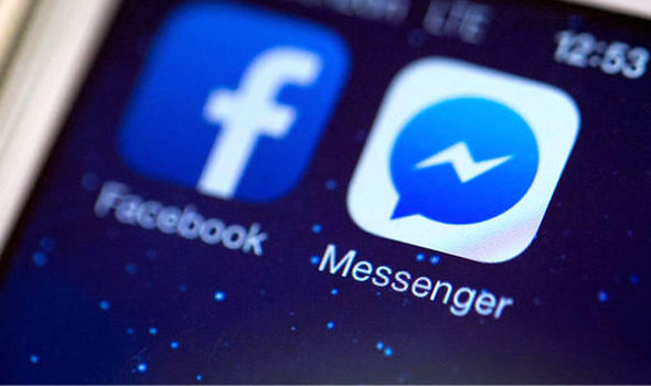 facebook messenger app more adverts home screen