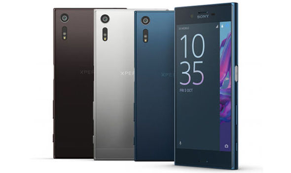 sony new smartphone launch mwc 2017