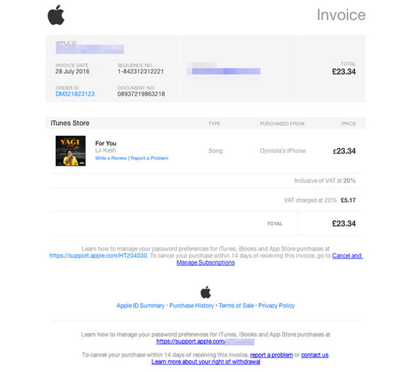 Whatever You Do Do Not Open This Email From Apple
