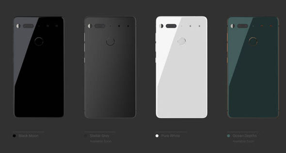 Android's Andy Rubin launches Essential Phone