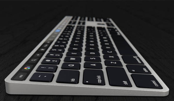 Apple Touch Bar could come to Magic Keyboard