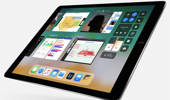 Apple iOS 11 release date