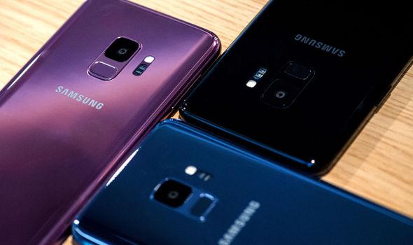 "Samsung Galaxy S9 ""title ="" Samsung Galaxy S9"