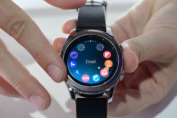 Samsung Gear S3 Frontier gets new update
