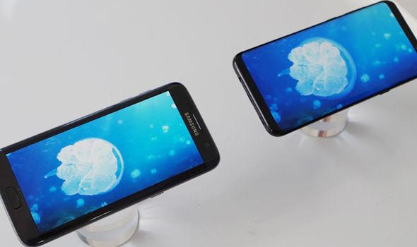 Samsung S7 Edge v Samsung S8