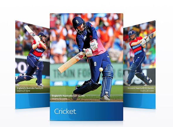 Sky Cricket