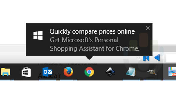 This new pop-up has purportedly been pestering Google Chrome users on Windows 10