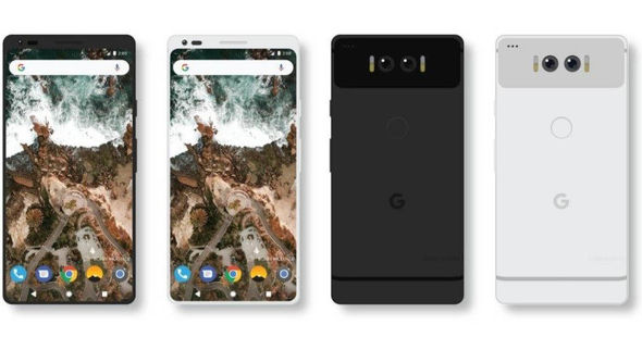 What will the new Google Pixel 3 look like?