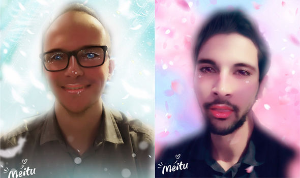 meitu app photo filters android security