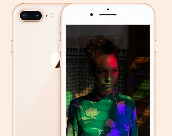 Apple has made a number of improvements to the iPhone 8 Plus rear camera