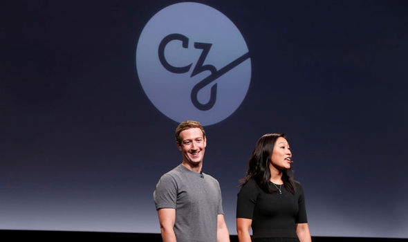 mark zuckerberg priscilla chan charity foundation