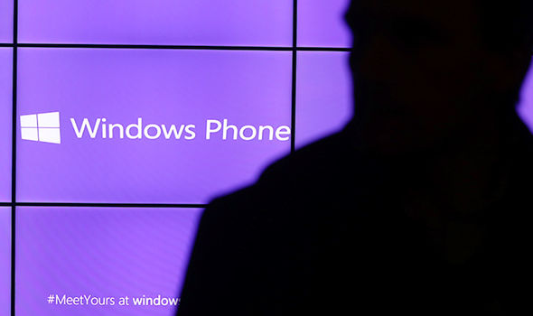 windows phone decline microsoft sales