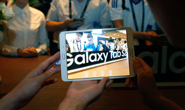Samsung galaxy tab s3 s2 launch china