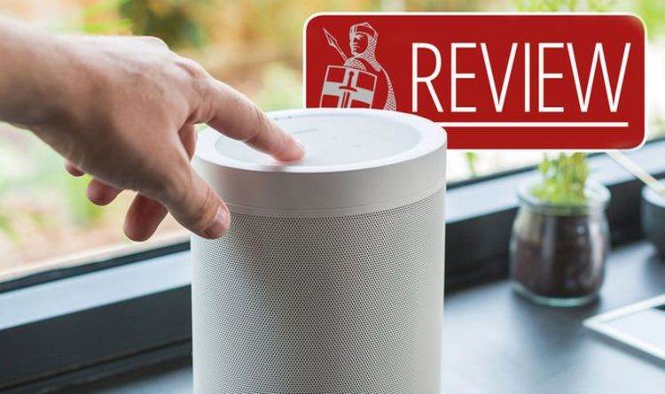 1100799 Yamaha MC20 review: Can this smart speaker take on the might of Sonos?